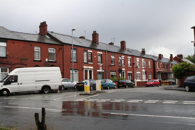 Deeplish Road, Rochdale, Lancashire