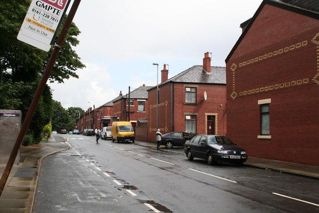 Ashfield Road, Rochdale, Lancashire