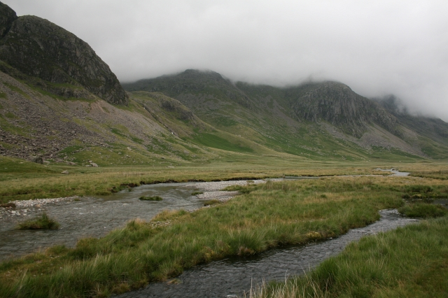 River Esk on Great Moss.