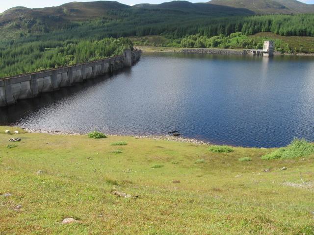 Errochty Dam