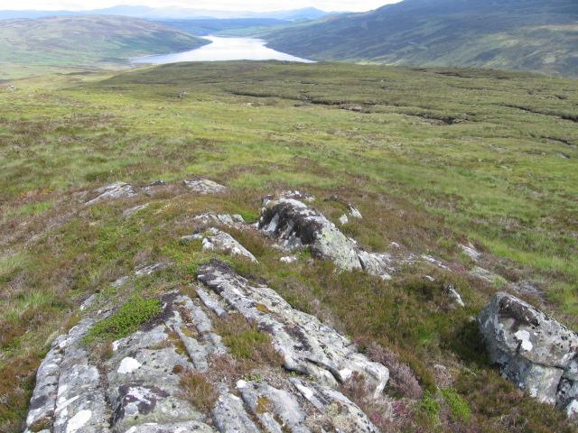 Hillside of Creag a'Mhadaidh