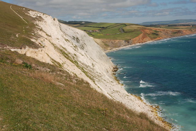Cliffs and Compton Chine