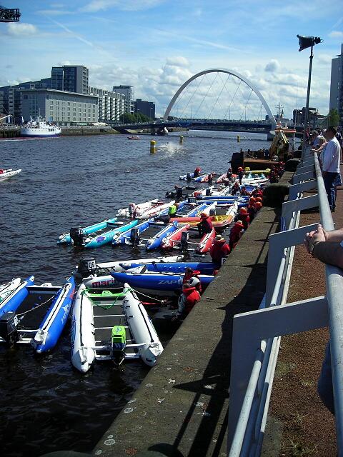 Zapcats at Glasgow River Festival