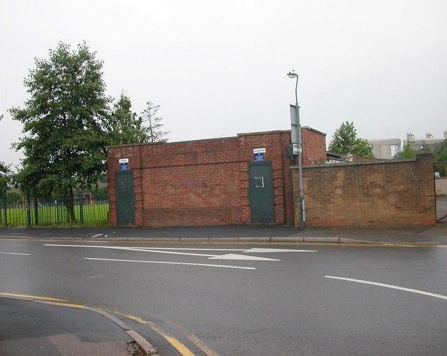 New Bilton-Addison Road