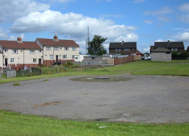 Derelict Playground, Pudsey