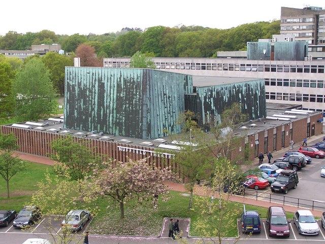 Nuffield Theatre, University of Southampton