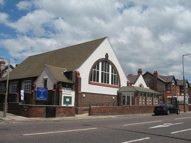Moreton Presbyterian Church