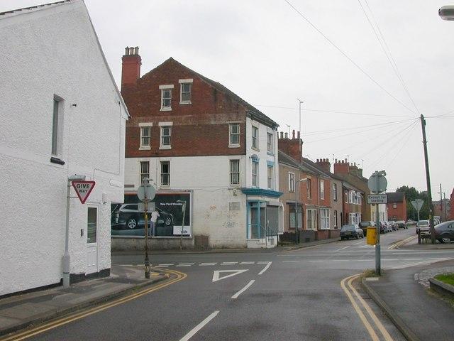 Rugby-Bridget Street