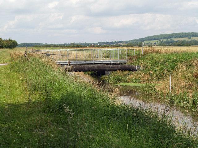 Worlaby Causeway Bridge