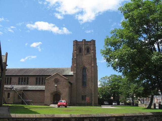 Sacred Heart Catholic Church, Moreton