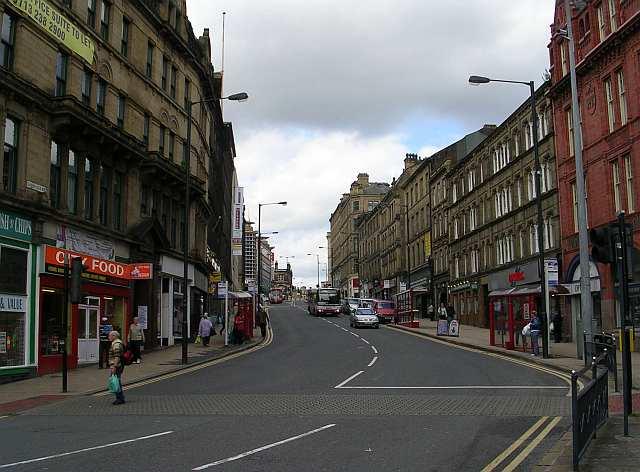 Sunbridge Road
