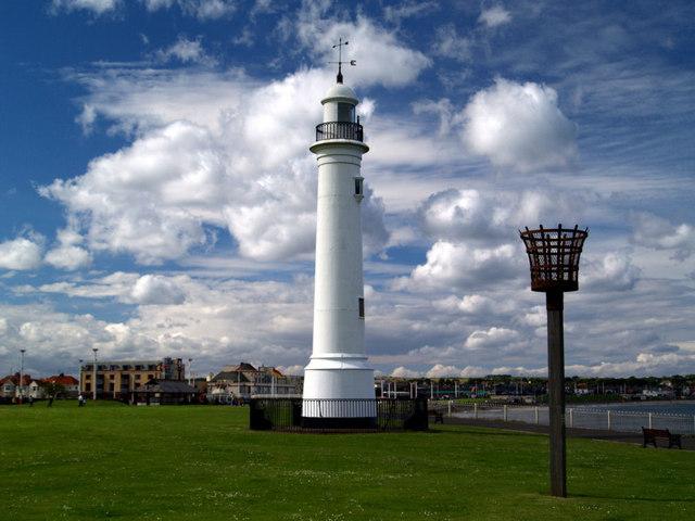 Sunderland south lighthouse.