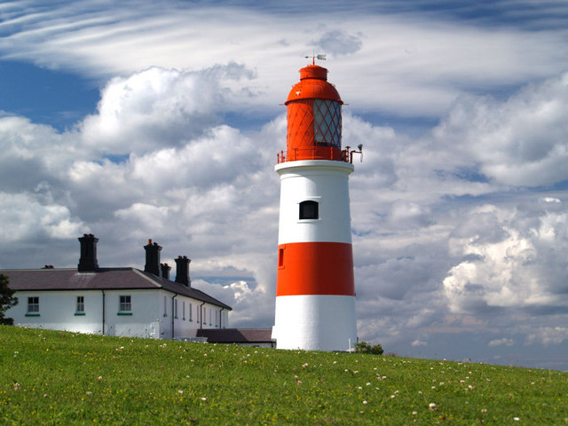 Souter lighthouse.
