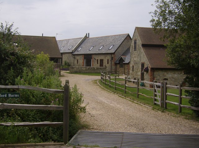 Great Appleford Barns