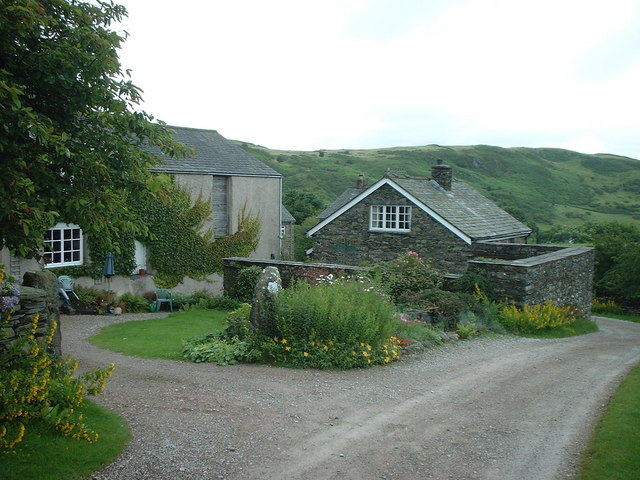 Converted farm building at The Falls
