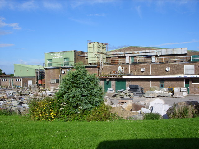 Galloway Granite Works