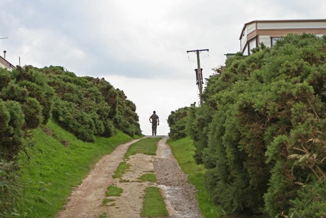 Footpath to Gristhorpe
