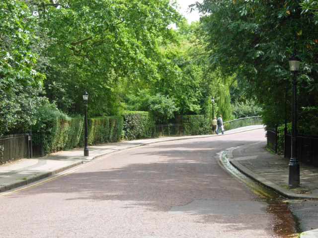 York Bridge, Regent's Park