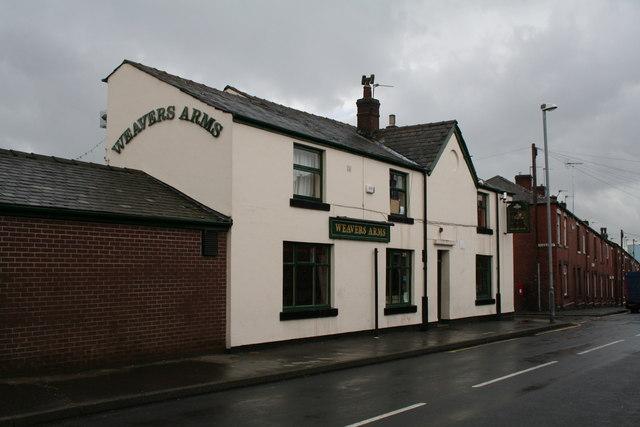 The 'Weavers Arms', Ashfield Road, Rochdale, Lancashire