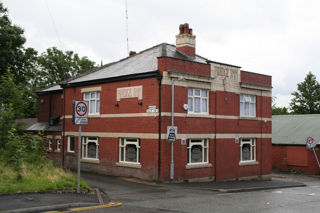 The 'Bridge Inn', Rochdale
