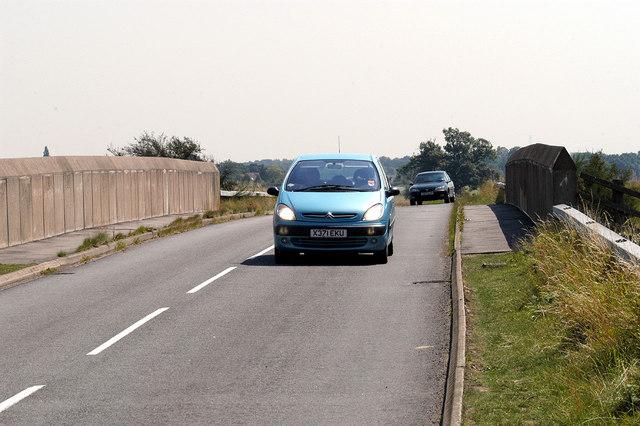 Approaching Motorcar