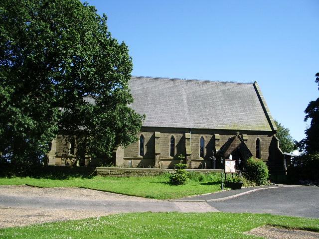 The Parish Church of St Mary the Virgin, Goosnargh