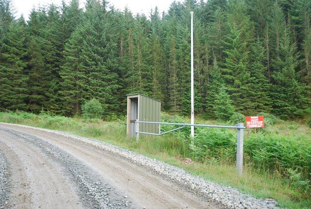 Range sentry box