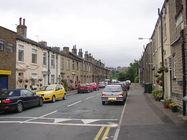 South Street, off Church Street, Paddock, Marsh
