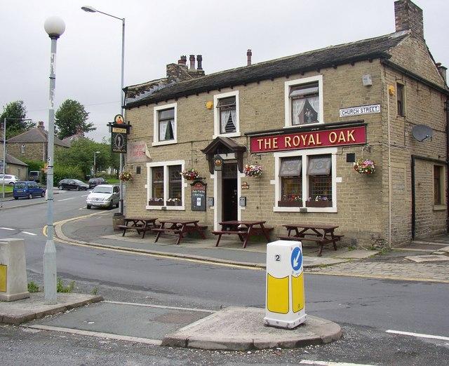 The Royal Oak, Church Street, Paddock, Marsh