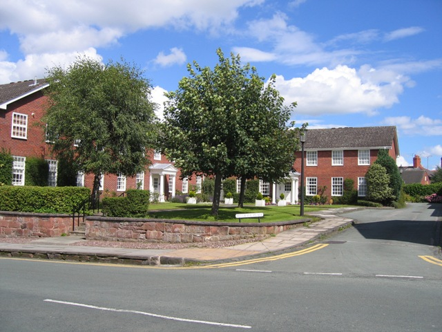Belgrave Place, Handbridge