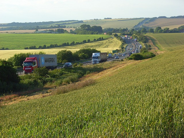 The A34, Shrill Down