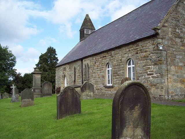 St Michael's and All Angels Church, Great Edstone