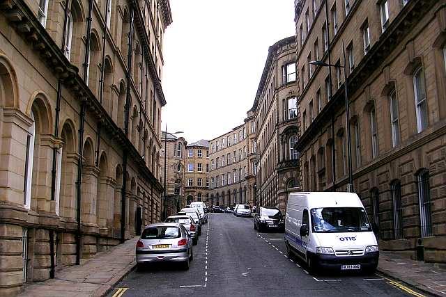 Currer Street