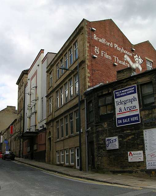 Bradford Playhouse & Film Theatre - Chapel Street
