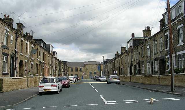 Upper Mosscar Street