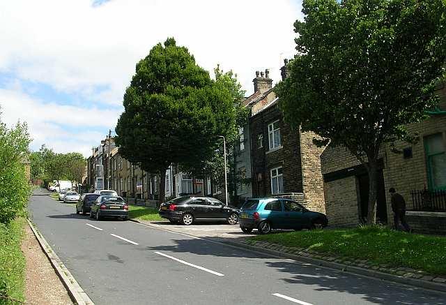 Steadman Street