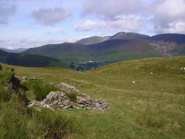 Sheepfold, Maiden Moor