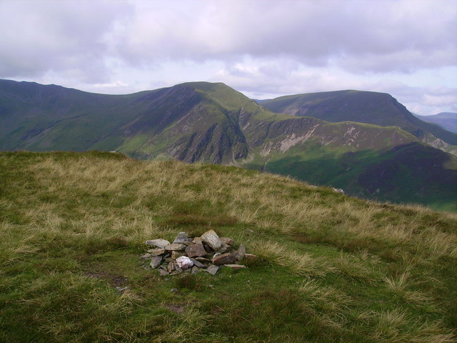 Summit Cairn, Maiden Moor