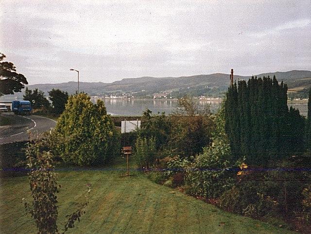 Garden by Loch Gilp