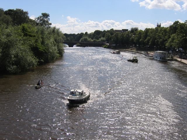 The River Dee and the River Police