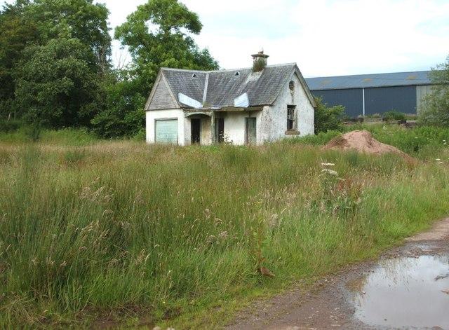 Towards Orchill Home Farm