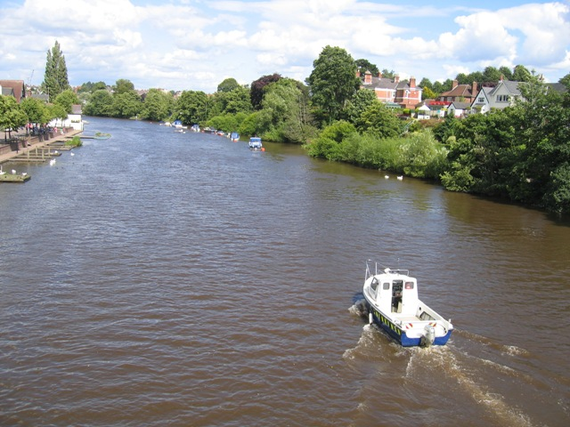 The River Dee and the River Police #2