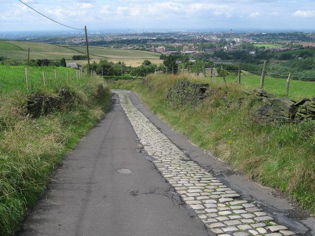 Single Track Road