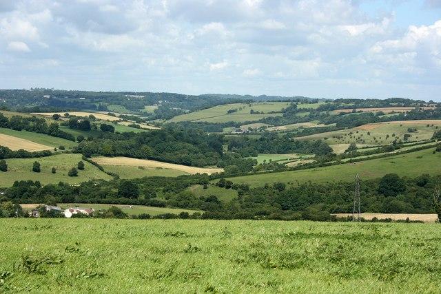 Farmland South of Wellow