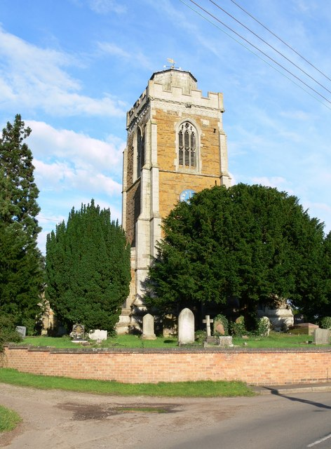 All Saints' Church, Beeby
