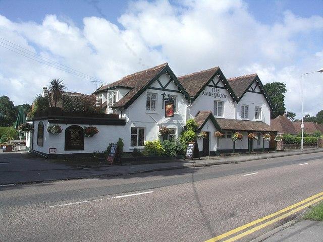 Amberwood Pub