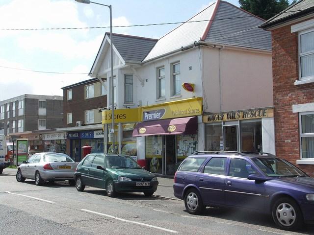 Walkford Shops
