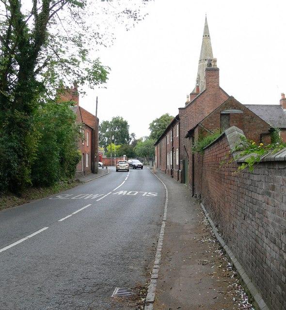 Main Street, Barkby