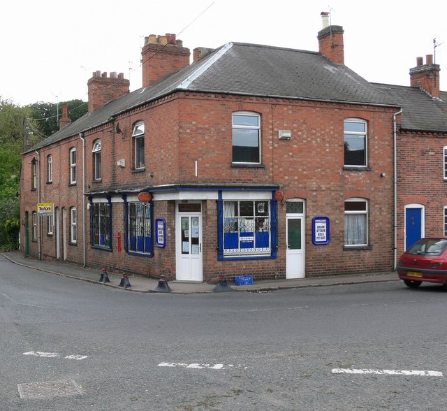 Barkby Post Office