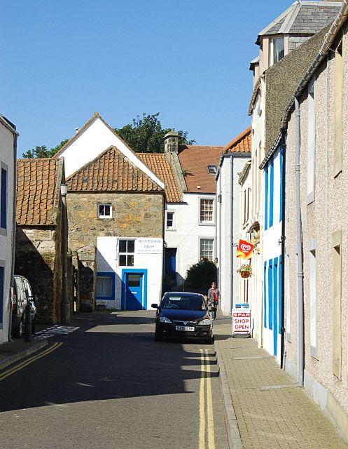 West Street, St Monans